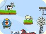 Flash игра Ufo Joe