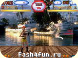 Flash игра Женские бои