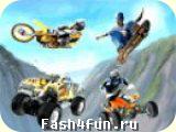 Flash игра Uphill Rush