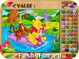 Flash игра Цветная Математика