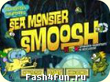 Flash игра Истребление рыб монстров