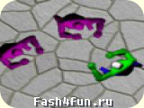 Flash игра Борец