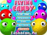 Flash игра Летающий Леденец