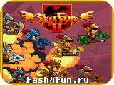 Flash игра Небесный огонь 2