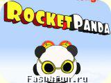 Flash игра Летающая панда