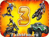 Flash игра Uphill Rush 3