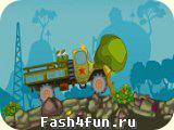Flash игра Игрушечный грузовик