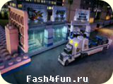 Flash игра ЛЕГО гонки