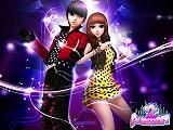 Flash игра Онлайн Танцы